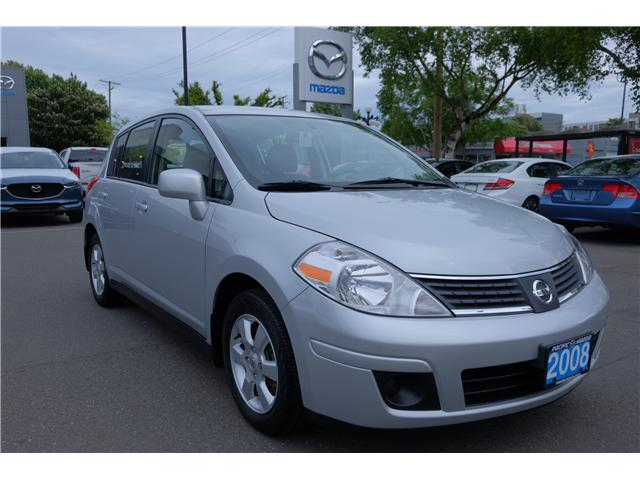 2008 Nissan Versa 1.8S (Stk: 565285A) in Victoria - Image 1 of 21