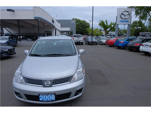 2008 Nissan Versa 1.8S (Stk: 565285A) in Victoria - Image 2 of 21