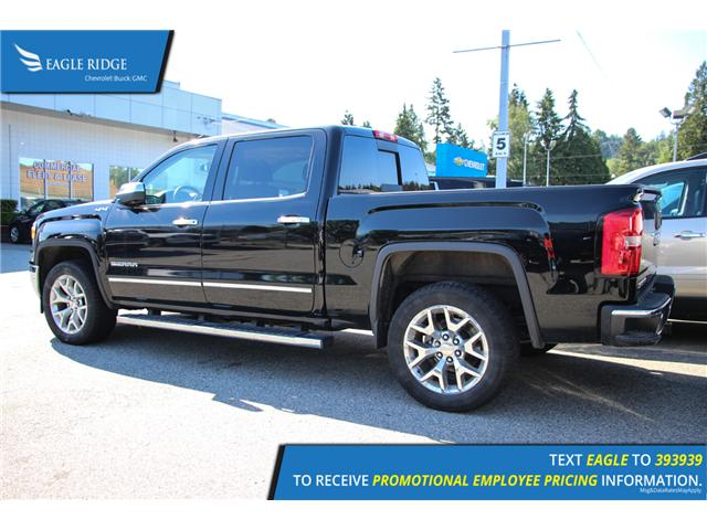 2015 GMC Sierra 1500 SLT (Stk: 158224) in Coquitlam - Image 2 of 5