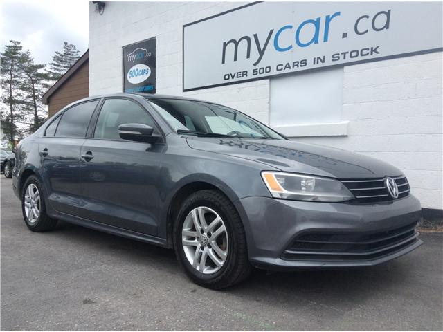 2016 Volkswagen Jetta 1.4 TSI Trendline (Stk: 190674) in North Bay - Image 1 of 20