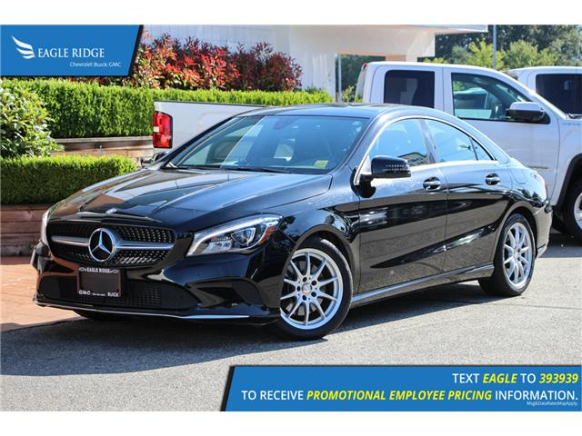 2018 Mercedes-Benz CLA 250 Base (Stk: 189503) in Coquitlam - Image 1 of 17