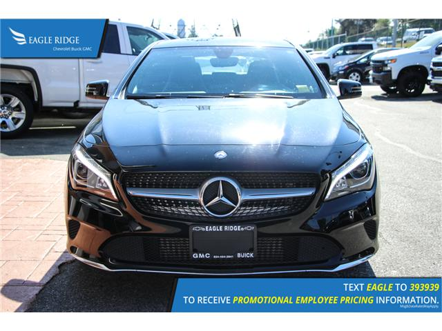 2018 Mercedes-Benz CLA 250 Base (Stk: 189503) in Coquitlam - Image 2 of 17