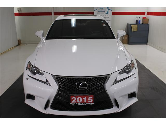 2015 Lexus IS 250 Base (Stk: 298119S) in Markham - Image 3 of 26
