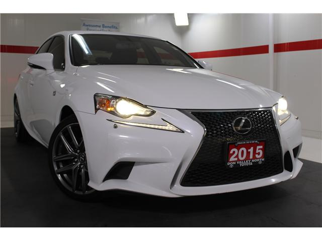 2015 Lexus IS 250 Base (Stk: 298119S) in Markham - Image 1 of 26