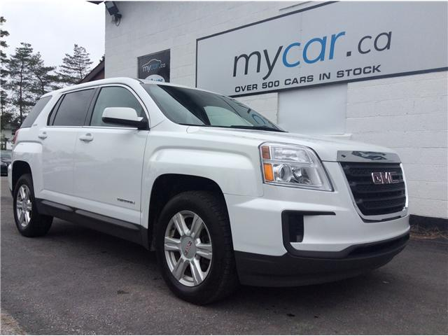 2016 GMC Terrain SLE-1 (Stk: 190671) in Kingston - Image 1 of 20