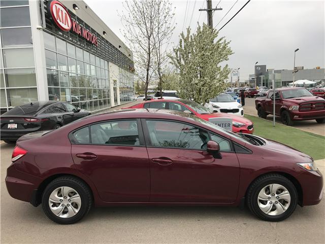 2013 Honda Civic LX (Stk: 21393A) in Edmonton - Image 2 of 19