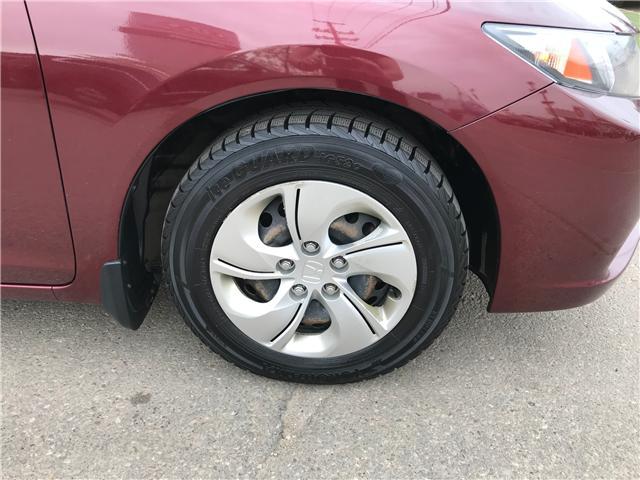 2013 Honda Civic LX (Stk: 21393A) in Edmonton - Image 3 of 19