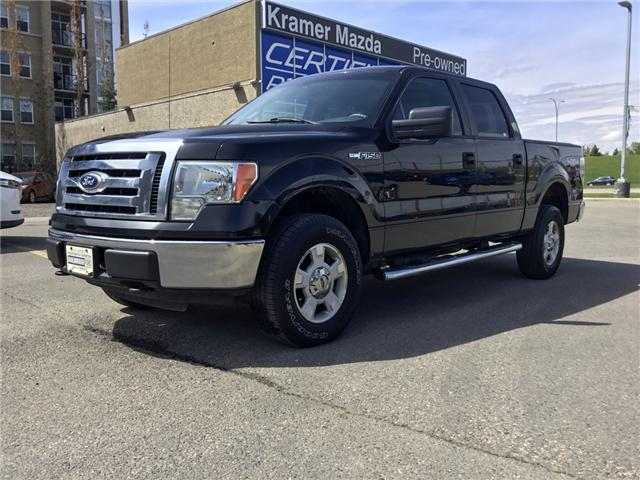 2010 Ford F-150 XLT (Stk: N4835AA) in Calgary - Image 1 of 15