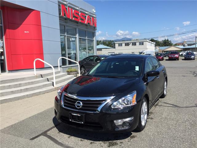 2015 Nissan Altima 2.5 SV (Stk: N19-0063A) in Chilliwack - Image 1 of 19