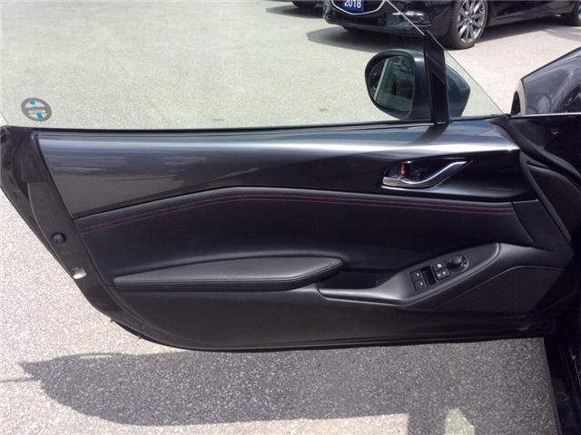 2017 Mazda MX-5 RF GT (Stk: 19067A) in Owen Sound - Image 10 of 18