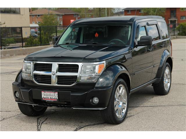 2008 Dodge Nitro SE/SXT (Stk: 1905198) in Waterloo - Image 1 of 25