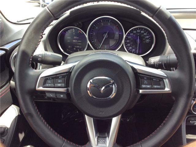 2017 Mazda MX-5 RF GT (Stk: 19067A) in Owen Sound - Image 14 of 18