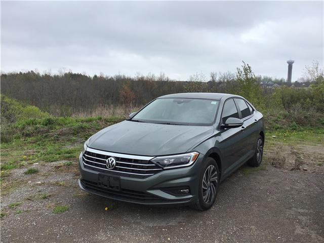 2019 Volkswagen Jetta 1.4 TSI Execline (Stk: S3802A) in Peterborough - Image 1 of 12