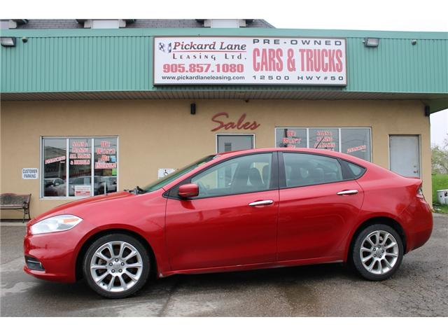 2014 Dodge Dart Limited (Stk: 8766PA) in Bolton - Image 1 of 11