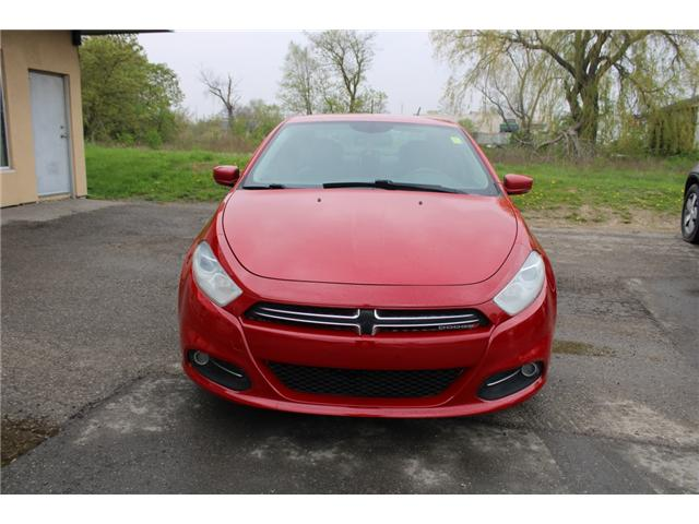 2014 Dodge Dart Limited (Stk: 8766PA) in Bolton - Image 3 of 11