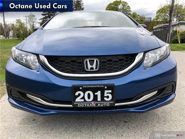2015 Honda Civic LX (Stk: ) in Scarborough - Image 9 of 25