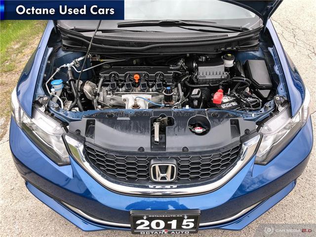 2015 Honda Civic LX (Stk: ) in Scarborough - Image 10 of 25