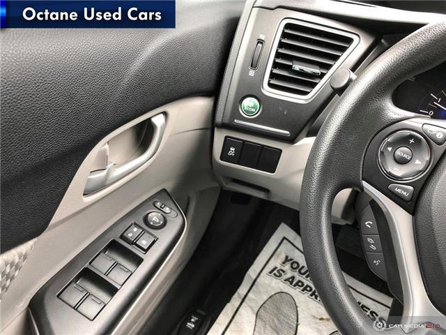2015 Honda Civic LX (Stk: ) in Scarborough - Image 17 of 25