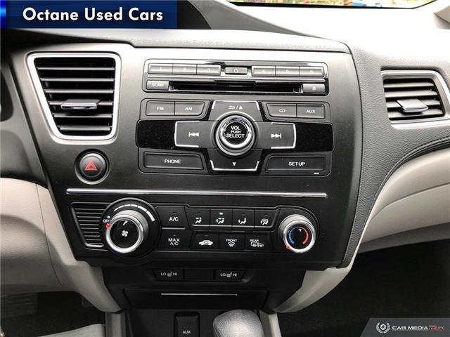 2015 Honda Civic LX (Stk: ) in Scarborough - Image 19 of 25