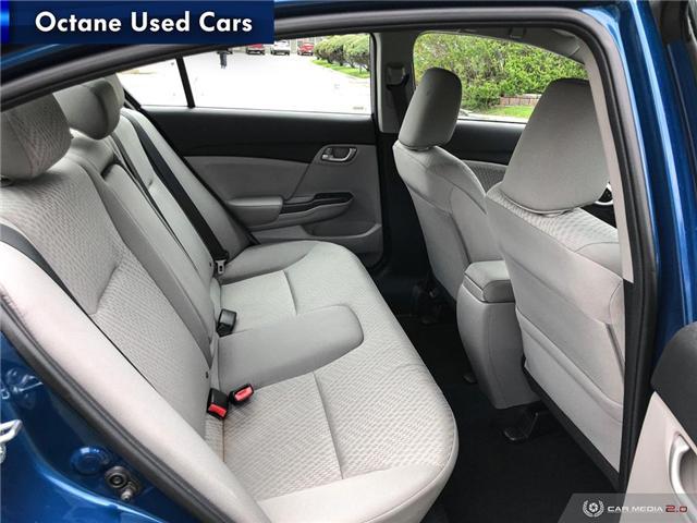 2015 Honda Civic LX (Stk: ) in Scarborough - Image 23 of 25