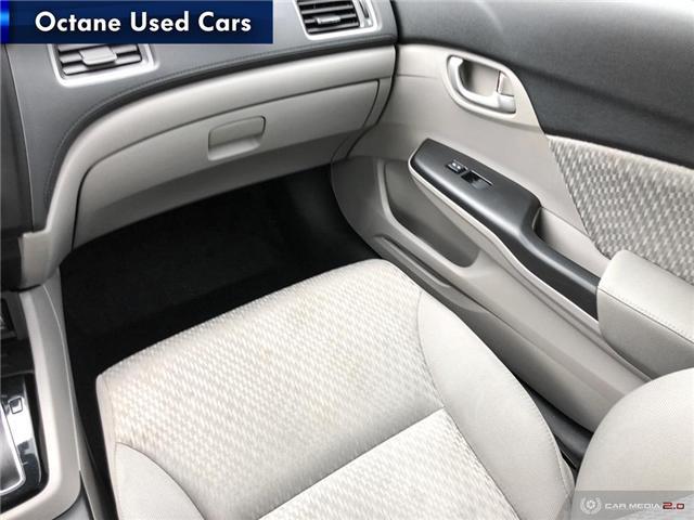 2015 Honda Civic LX (Stk: ) in Scarborough - Image 25 of 25