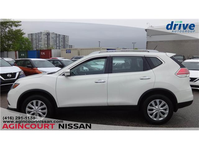 2016 Nissan Rogue S (Stk: U12522) in Scarborough - Image 2 of 18