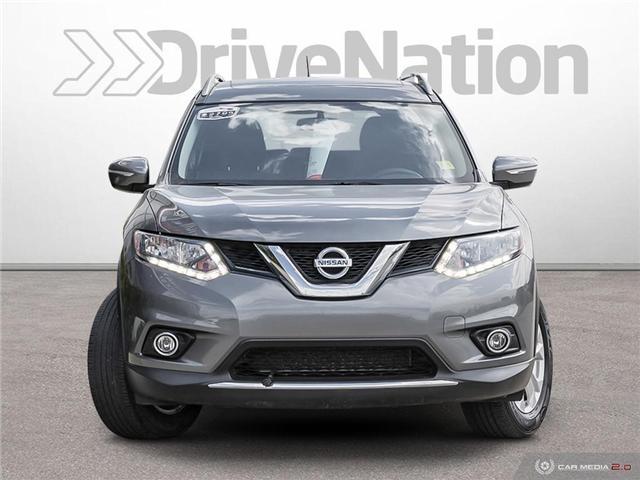 2015 Nissan Rogue SV (Stk: WE272) in Edmonton - Image 2 of 27