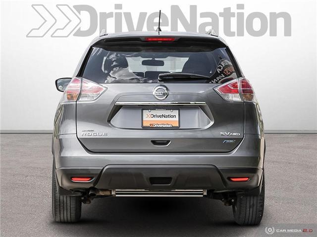 2015 Nissan Rogue SV (Stk: WE272) in Edmonton - Image 5 of 27
