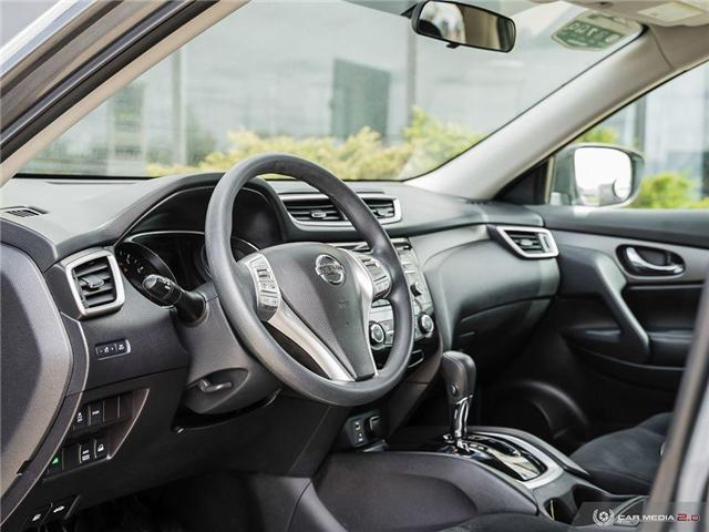 2015 Nissan Rogue SV (Stk: WE272) in Edmonton - Image 13 of 27