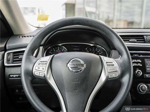 2015 Nissan Rogue SV (Stk: WE272) in Edmonton - Image 14 of 27