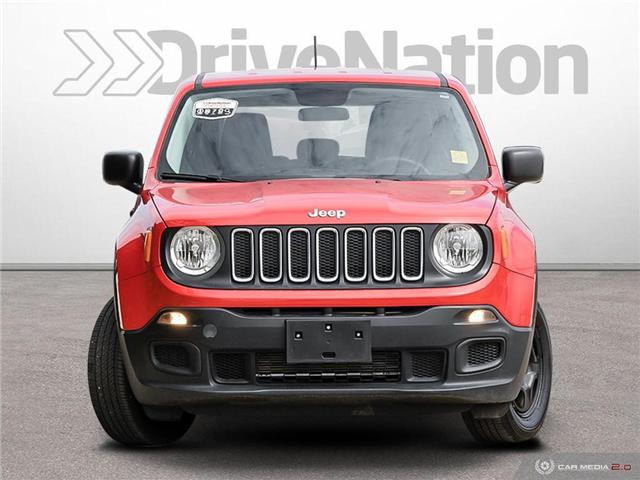 2015 Jeep Renegade Sport (Stk: WE233) in Edmonton - Image 2 of 27