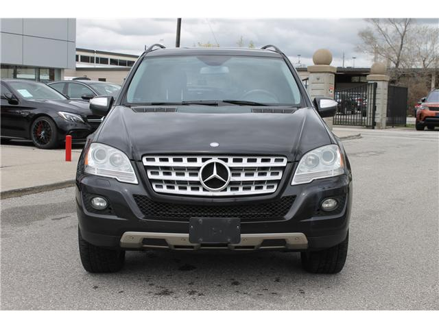 2010 Mercedes-Benz M-Class Base (Stk: 16803) in Toronto - Image 2 of 21