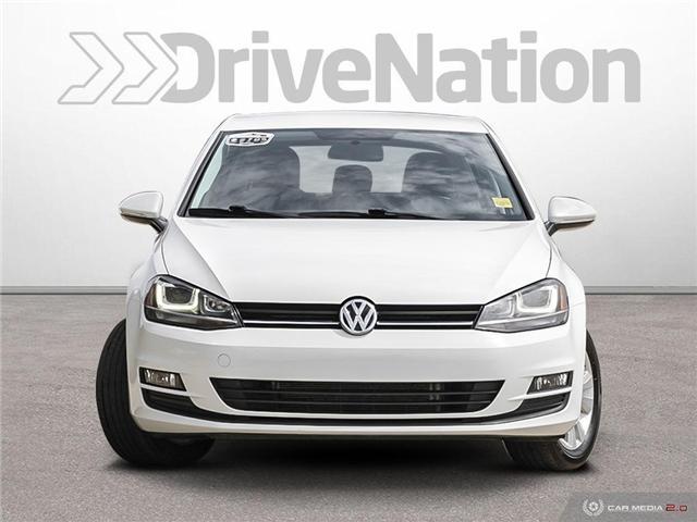 2015 Volkswagen Golf 1.8 TSI Comfortline (Stk: WE276) in Edmonton - Image 2 of 27