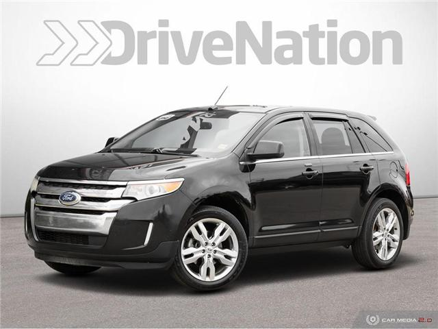 2011 Ford Edge Limited (Stk: WE155A) in Edmonton - Image 1 of 27