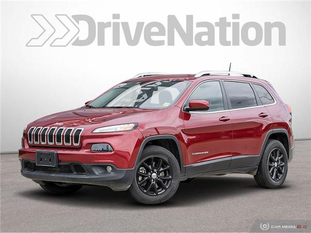 2016 Jeep Cherokee North (Stk: WE271) in Edmonton - Image 1 of 27