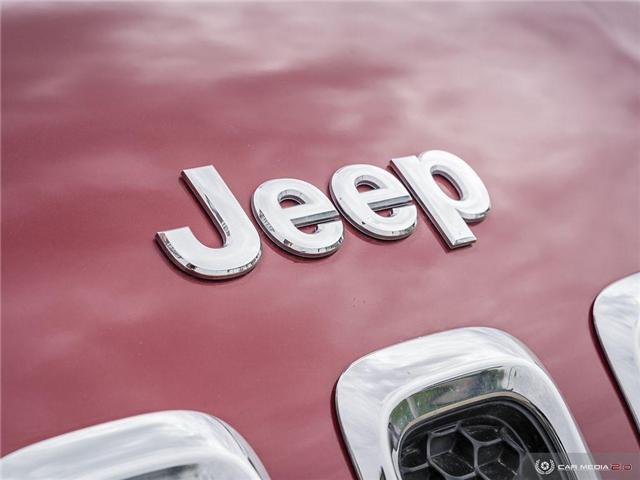 2016 Jeep Cherokee North (Stk: WE271) in Edmonton - Image 9 of 27