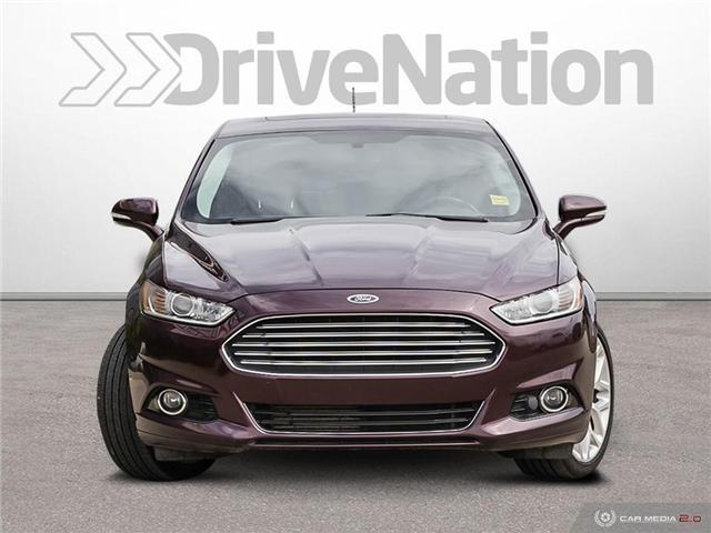 2013 Ford Fusion Titanium (Stk: WE009) in Edmonton - Image 2 of 27