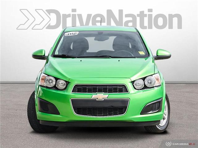 2015 Chevrolet Sonic LT Auto (Stk: WE143A) in Edmonton - Image 2 of 27