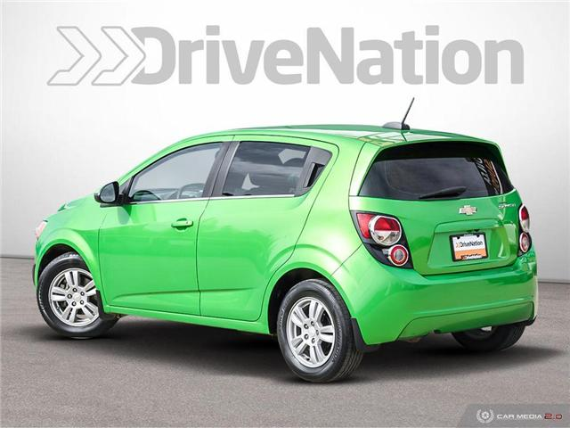 2015 Chevrolet Sonic LT Auto (Stk: WE143A) in Edmonton - Image 4 of 27