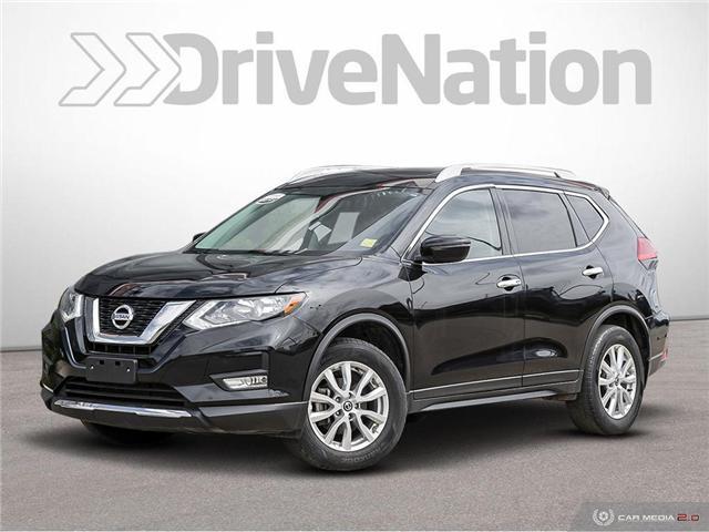 2017 Nissan Rogue SV 5N1AT2MV9HC819298 WE231 in Edmonton