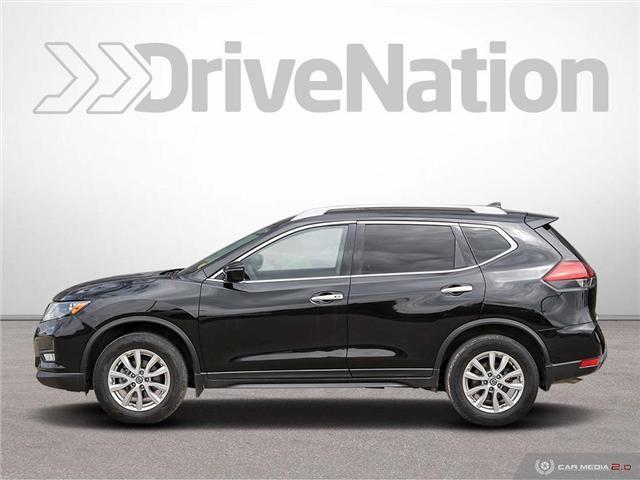 2017 Nissan Rogue SV (Stk: WE231) in Edmonton - Image 3 of 27