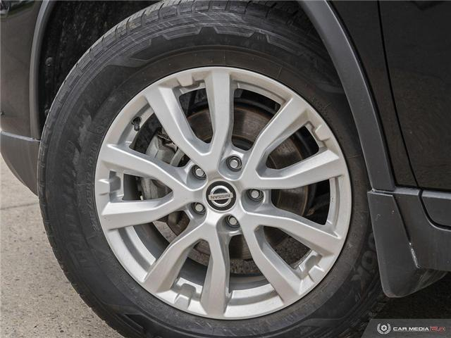 2017 Nissan Rogue SV (Stk: WE231) in Edmonton - Image 6 of 27