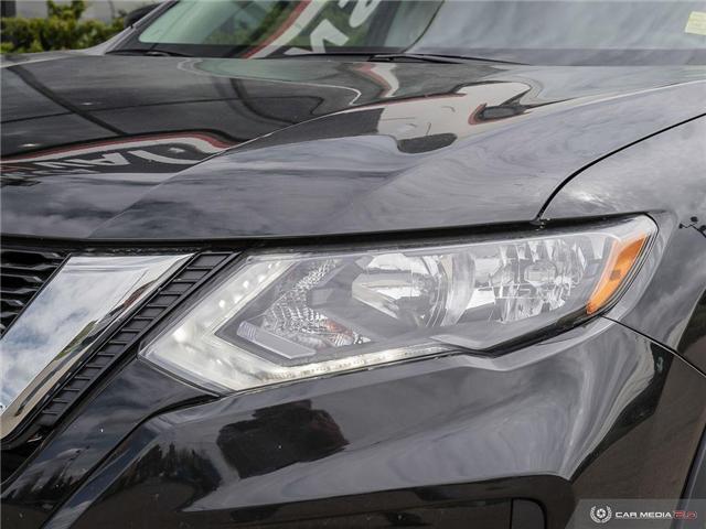 2017 Nissan Rogue SV (Stk: WE231) in Edmonton - Image 10 of 27