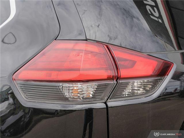 2017 Nissan Rogue SV (Stk: WE231) in Edmonton - Image 12 of 27