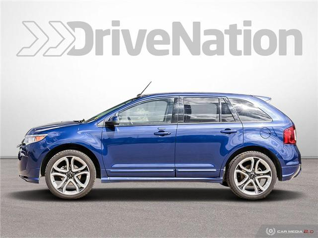 2013 Ford Edge Sport (Stk: WE011) in Edmonton - Image 3 of 27