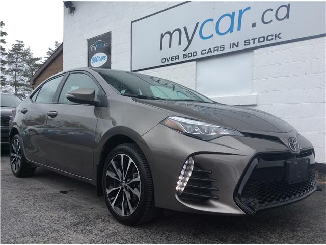 2019 Toyota Corolla SE (Stk: 190711) in Richmond - Image 1 of 21
