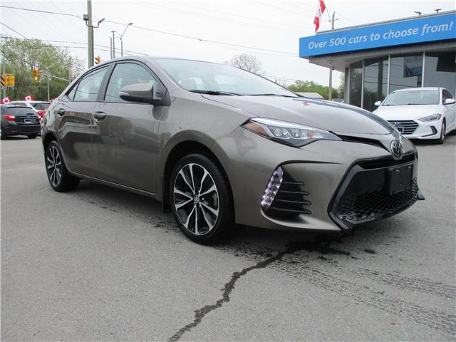 2019 Toyota Corolla SE (Stk: 190650) in Kingston - Image 1 of 14