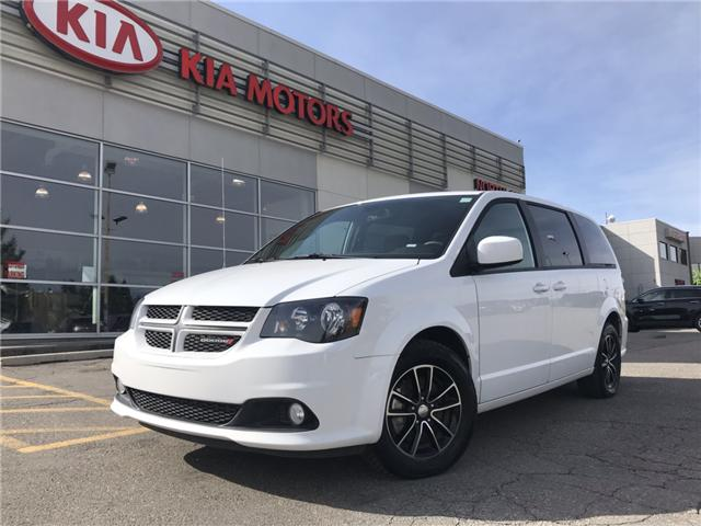 2019 Dodge Grand Caravan GT (Stk: P0270) in Calgary - Image 1 of 17