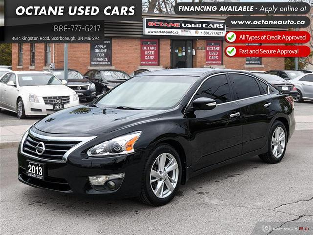 2013 Nissan Altima 2.5 SL (Stk: ) in Scarborough - Image 1 of 25