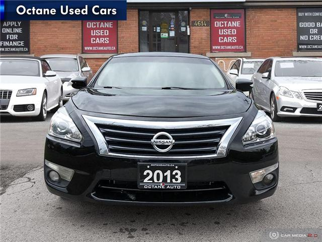 2013 Nissan Altima 2.5 SL (Stk: ) in Scarborough - Image 2 of 25
